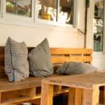 Comment fabriquer un fauteuil en palettes pour le jardin, rapidement et facilement !